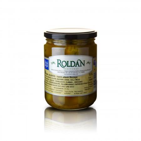 Verdial Oliven - nach altem Rezept - 275g - Roldan