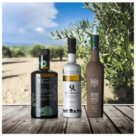Testsieger Stiftung Warentest Olivenöltest 2020 - 3er-Siegerpaket