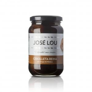 Frühlingszwiebeln mit Balsamessig - 200g - Aceitunas José Lou   13085