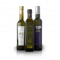 Feinschmecker Olivenöltest 2016 - 3er-Siegerpaket - Olio Award   15020