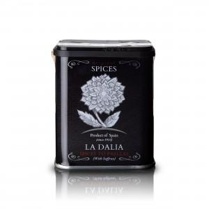Paella-Gewürzmischung - Especias para Paella - 100g - La Dalia   12004