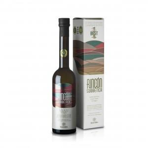 Rincon de la Subbetica - 500ml - Almazaras de la Subbetica - Bio - Testsieger Feinschmecker Olivenöltest 2020 - Olio Award - weltbestes Olivenöl 2020   10001