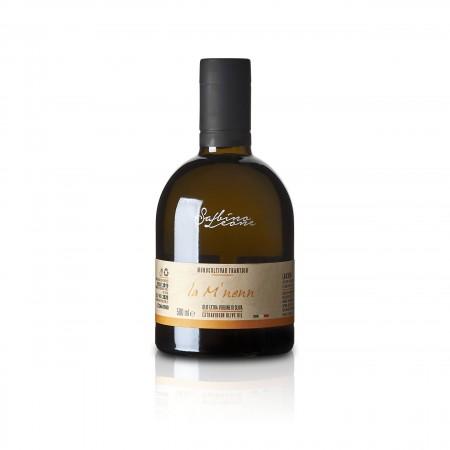 Sabino Leone - La M'Nenn - Monocultivar Frantoio - 500ml
