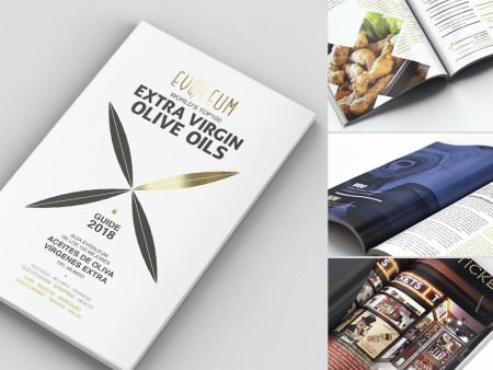 EVOOLEUM World's TOP 100 Extra Virgin Olive Oils Guide - 2018