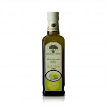 Cutrera - Zitrone - natürlich aromatisiertes Olivenöl 250ml   12019
