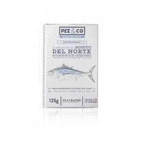 Bravoleum - Pez & Co Laminado de Bonito del Norte - Thunfish eingelegt in feinstem Olivenöl