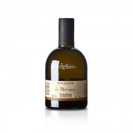 Sabino Leone - La Patraun - Monocultivar Peranzana - 500ml