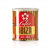 Cafés Ibiza - 100% Arábica - gemahlen - Dose 250g