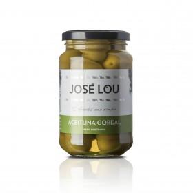 Grüne Gordal Oliven - 190g - Aceitunas José Lou