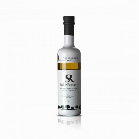 Soler Romero - Erste Ernte - Picual - Bio-Olivenöl Nativ Extra - 500ml - Sieger Stiftung Warentest Olivenöltest 2018 + 2020