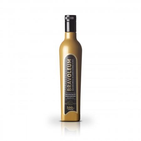 Bravoleum - Nevadillo Blanco - Hacienda el Palo - 500ml - Testsieger Feinschmecker Olivenöltest 2017 - Olio Award