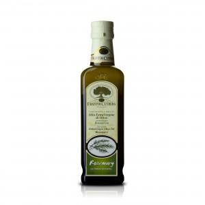 Cutrera - Rosmarin - natürlich aromatisiertes Olivenöl 250ml   12016