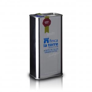 Selección Hojiblanca 500ml - BIO - DEMETER - Aceite Finca La Torre   10100