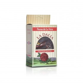 getrocknete lange Paprika - geräuchert - 50g - La Dalia