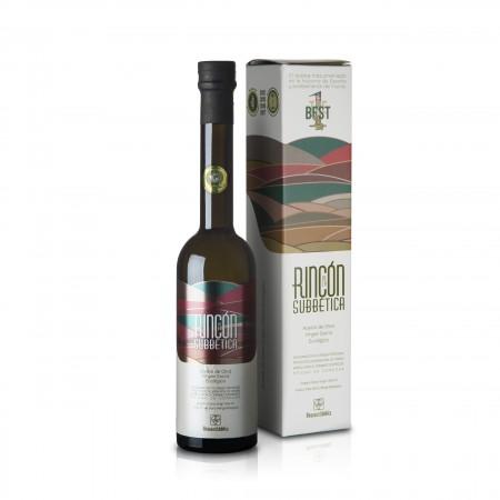 Rincon de la Subbetica - 500ml - Almazaras de la Subbetica - Bio - Testsieger Feinschmecker Olivenöltest 2020 - Olio Award - weltbestes Olivenöl 2020