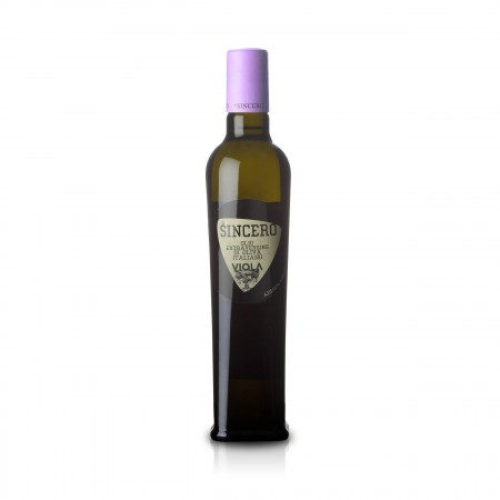 Il Sincero - 500ml - Azienda Agraria Viola - Testsieger Feinschmecker Olivenöltest 2020 - Olio Award