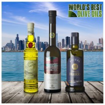 Weltbeste Olivenöle 2019 (WBOO) - 3er Siegerpaket   15078