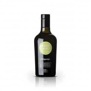 Premium Hojiblanca 500ml - Aceites Melgarejo in der Glasflasche - Frontansicht